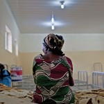 A woman recovers from rape in a hospital in Goma,Democratic Republic of Congo, days the city's capture by M23 rebels. Sexual violence has been used by armed parties on all sides of the conflict. © Kate Holt / IRIN